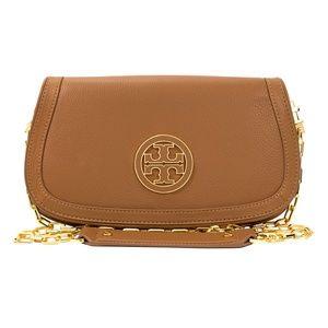 Amanda Logo Clutch Bag